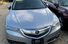 Foreign Used Acura TL 2015 Model