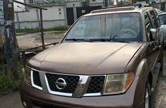 Nigerian Used 2002 Nissan Pathfinder for sale