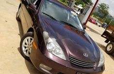 Foreign Used Lexus ES 2004 Model