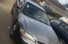 Nigeria Used Honda Accord 2002 Model for Sale