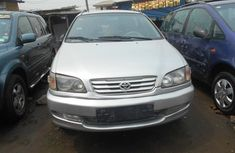 Clean Foreign Used Toyota Picnic 1999 Model In Rivers