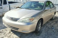 Affordable 2003 Tokunbo Toyota Camry SE for Sale in Nigeria