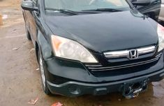 Neat Nigerian Used 2008 Honda CR-V Green Colour for Sale