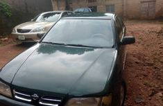 Nigerian Used Nissan Primera 1997 Model Blue