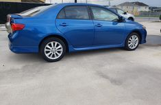 Neat Foreign used Toyota Corolla 2009