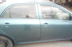 Nigeria Used 2009 Toyota Corolla Green for Sale