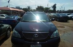 Nigerian Used Lexus RX 330 2005 Model Black