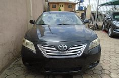 Nigerian Used 2009 Toyota Camry Black for Sale in Lagos