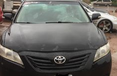 Spotless Nigeria Toyota Camry 2008 Model Black