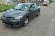 Foreign Used Toyota Corolla 2011 Model