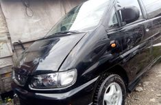 Foreign Used Mitsubishi L400 2000 Model Black