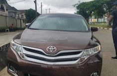 Tokunbo Toyota Venza 2014 Model  Brown