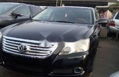 Tokunbo Toyota Avalon 2006 Model Black