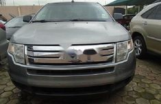 Clean Tokunbo Ford Edge 2008 Model