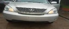 Foreign Used Lexus RX 2005 Model