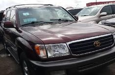 Foreign Used Toyota Land Cruiser 2003 Model