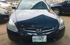 Super Clean Nigerian used Honda Accord 2004