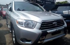 Tokunbo Toyota Highlander 2009 Model