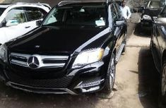 Foreign Used Mercedes-Benz GLK 2015 Model