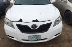Almost brand new Toyota Camry 2008 Model White