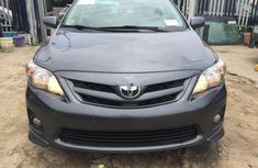 Foreign Used Toyota Corolla 2011