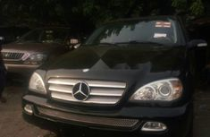 Super Clean Foreign used Mercedes-Benz ML 320 2003