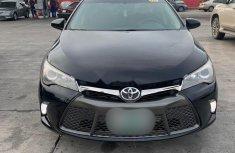 Neat Nigerian used Toyota Camry 2015