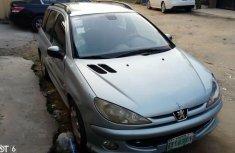 Nigerian Used Peugeot 206 2004