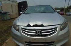 Nigerian Used Honda Accord 2012 Model