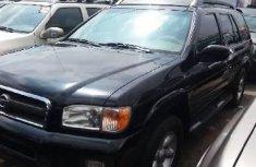 Tokunbo Nissan Pathfinder 2003 Model Black