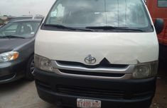 Super Clean Nigerian used  2009 Toyota HiAce