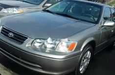Tokunbo Toyota Camry 1999 Model Green