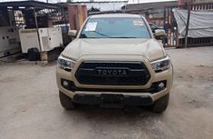 Super Clean Foreign used 2018 Toyota Tacoma