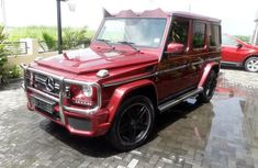 Super Clean Nigerian used Mercedes-Benz AMG 2014