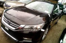 Super Clean Foreign used Honda Accord 2015