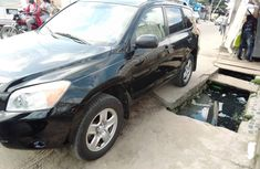 Foreign used Toyota Rav4 Jeep 2008