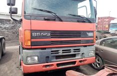 Foreign Used 1995 DAF 85CF Truck Red for Sale in Lagos