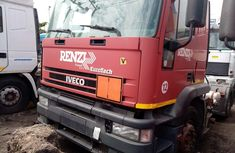 Foreign Used 1996 Iveco Eurotech Red Truck for Sale