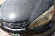 Nigerian Used Toyota Camry Big Daddy XLE 2003 Black