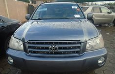 Tokunbo 2003 Toyota Highlander SUV for sale in Lagos