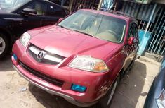 Neat Foreign used 2004 Acura MDX