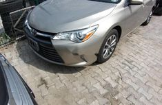 Very Clean Foreign used Toyota Camry 2015