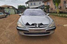 Very Clean Nigerian used 2002 Peugeot 607