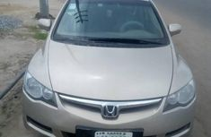 Super Clean Nigerian used 2007 Honda Civic