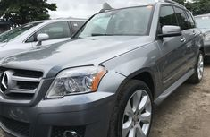 Foreign Used Mercedes-Benz GLK 2011 Model