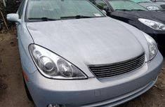 Foreign Used Lexus ES 2004 Model Blue