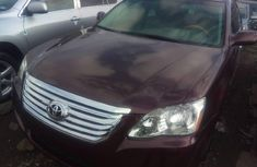 Foreign Used Toyota Avalon 2007 Model