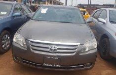 Very Clean Nigerian used 2007 Toyota Avalon