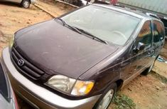 Clean Tokunbo Toyota Sienna 2003 Model Brown
