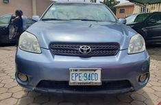 Very Clean Nigerian used 2005 Toyota Matrix